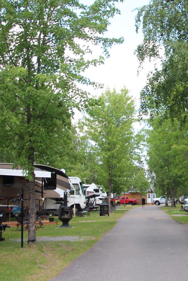 Camping Au Jardin de mon Père