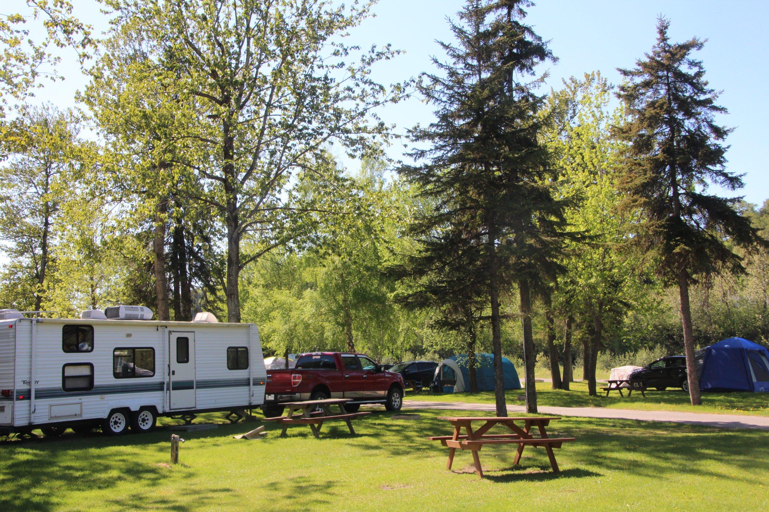 camping saguenay