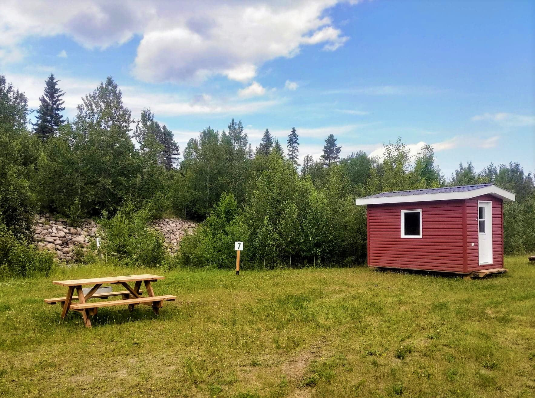 camping bec cie mini refuges